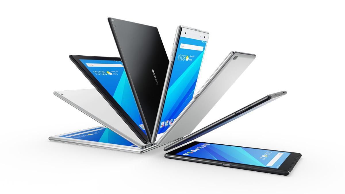 "Фото  Планшет Lenovo TAB4 8"" LTE 16GB SLATE BLACK (ZA2D0030UA)"
