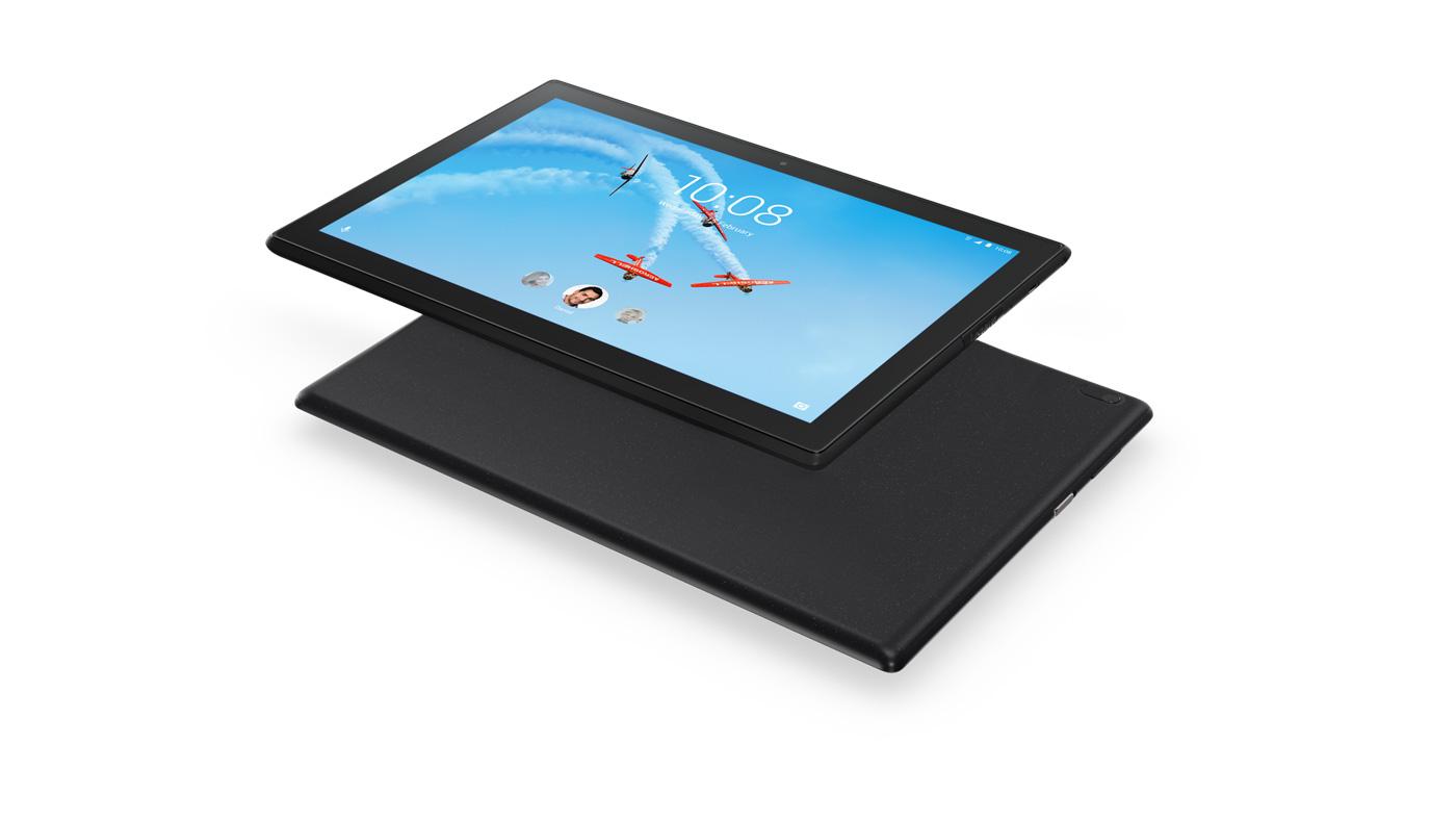"Фото  Планшет Lenovo TAB4 10"" LTE 16GB SLATE BLACK (ZA2K0054UA)"