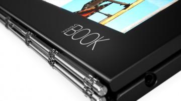 "Фото 5 Планшет YOGA Book 10"" 128GB LTE Windows Carbon Black (ZA160064UA)"