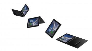 "Фото 10 Планшет YOGA Book 10"" 128GB LTE Windows Carbon Black (ZA160064UA)"