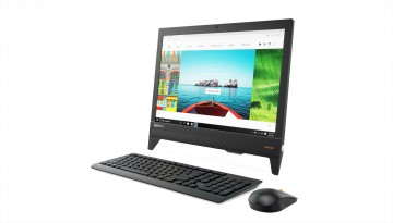 Фото 2 Моноблок Lenovo ideacentre 310-20 (F0CL0046UA) Black