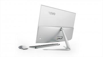 Фото 2 Моноблок Lenovo ideacentre 520s-23 (F0CU006PUA) Silver