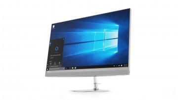 Фото 2 Моноблок Lenovo ideacentre 520-27 (F0D00028UA) Silver