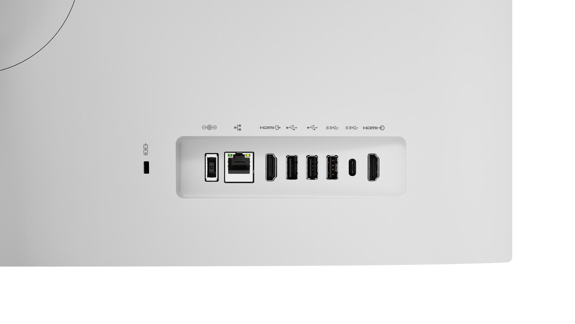 Фото  Моноблок Lenovo ideacentre 520-27 (F0D00028UA) Silver