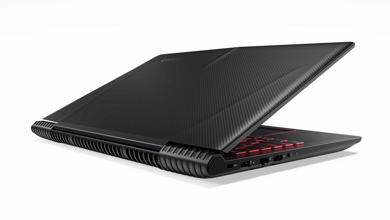 Фото  Ноутбук Lenovo Legion Y520-15IKBN Black (80WK0047RA)