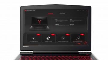 Фото 10 Ноутбук Lenovo Legion Y520-15IKBN Black (80WK0047RA)