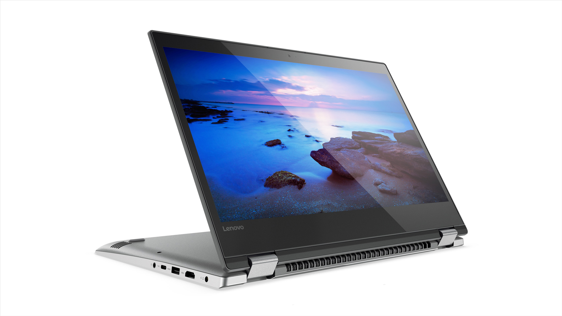 Фото  Ультрабук Lenovo Yoga 520 (81C800DHRA) Mineral Grey