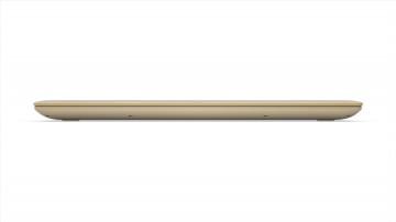 Фото 10 Ультрабук Lenovo Yoga 520 Gold Metallic (81C800DBRA)