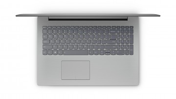 Фото 7 Ноутбук Lenovo ideapad 320-15 PLATINUM GREY (80XL03GRRA)