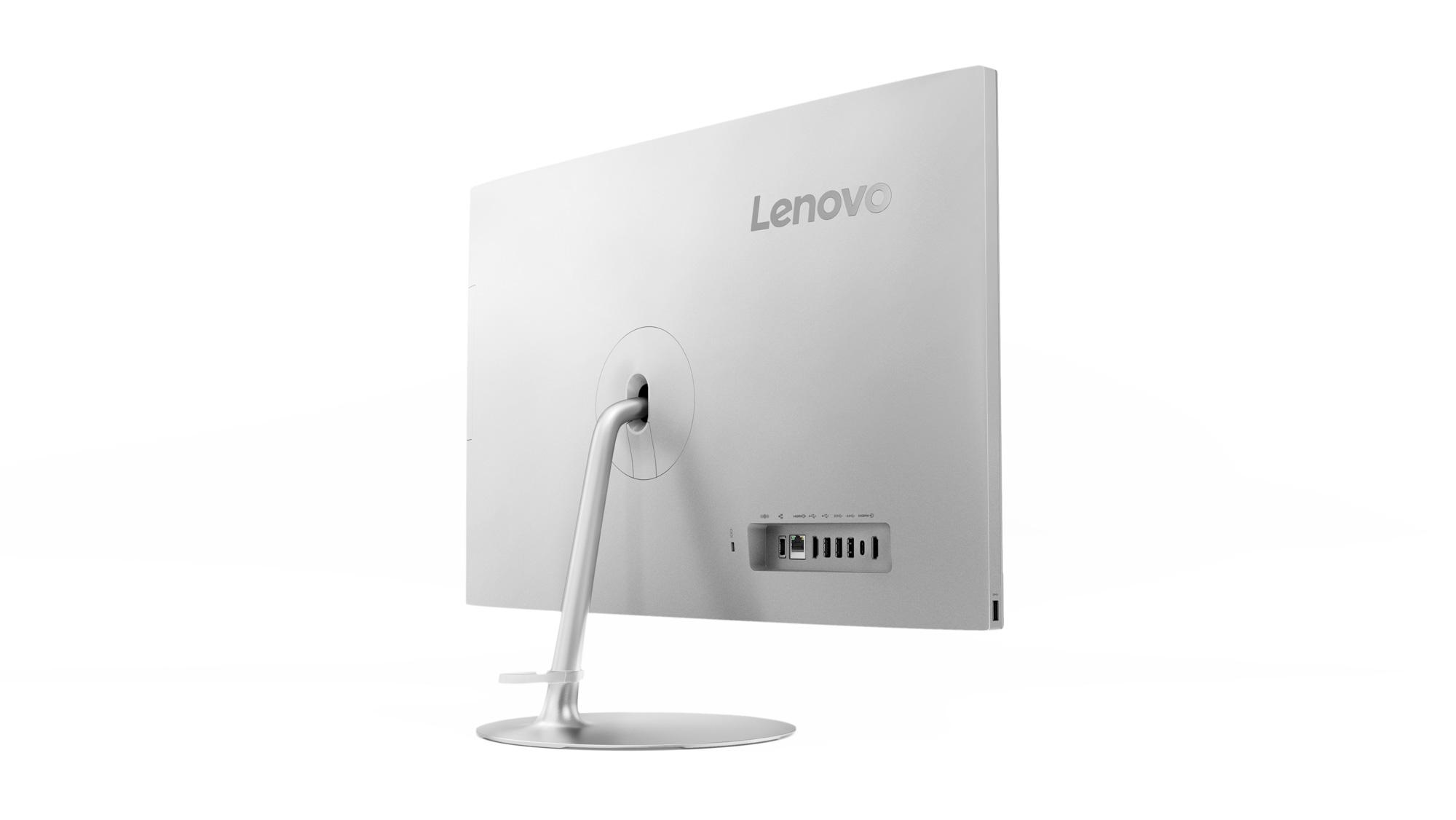 Фото  Моноблок Lenovo ideacentre 520-27 (F0D0002BUA)
