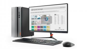 Фото 7 Компьютер Lenovo ideacentre 510 (90G800EHUL)