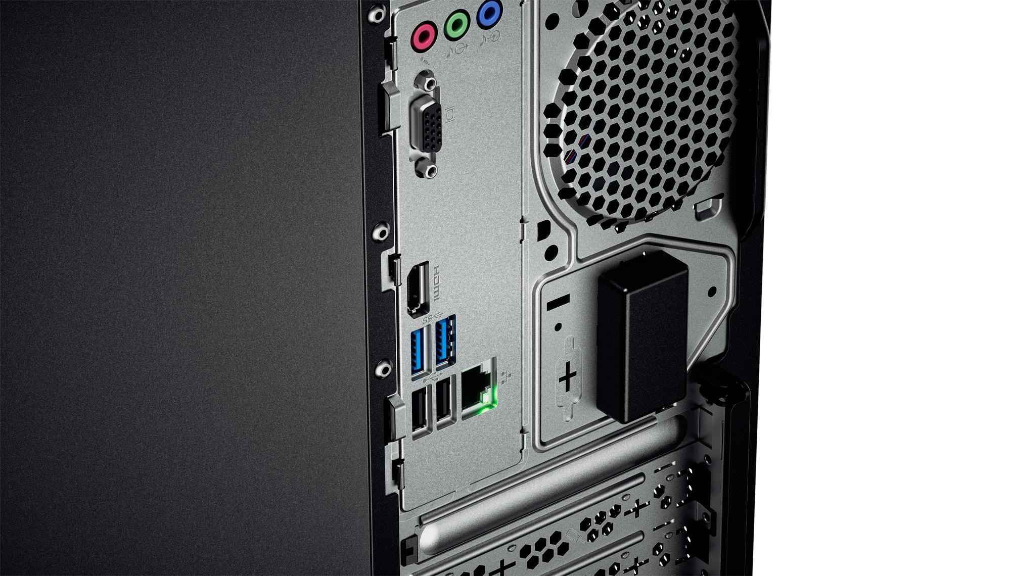 Фото  Компьютер Lenovo ideacentre 510 (90G800EHUL)