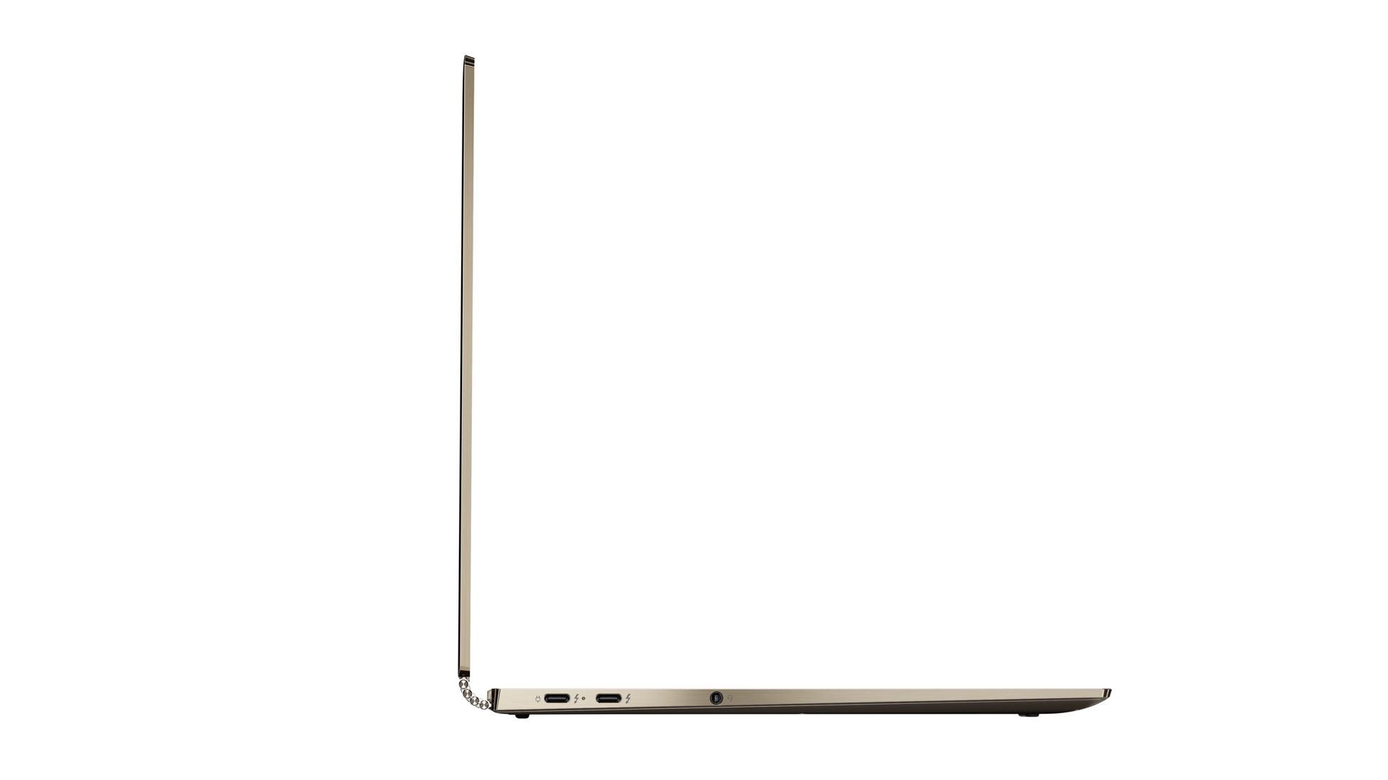 Фото  Ультрабук Lenovo Yoga 920 Bronze (80Y700A6RA)