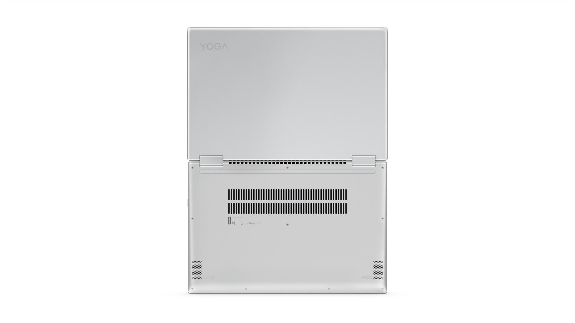 Фото  Ультрабук Lenovo Yoga 720 Platinum (80X700AVRA)