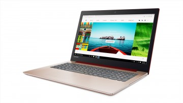 Фото 0 Ноутбук Lenovo ideapad 320-15 CORAL RED (80XL03HPRA)