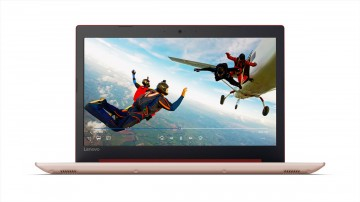 Фото 3 Ноутбук Lenovo ideapad 320-15 CORAL RED (80XL03HPRA)
