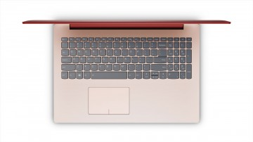 Фото 7 Ноутбук Lenovo ideapad 320-15 CORAL RED (80XL03HPRA)
