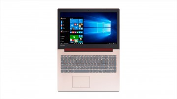 Фото 7 Ноутбук Lenovo ideapad 320-15 CORAL RED (80XL03HPRA)