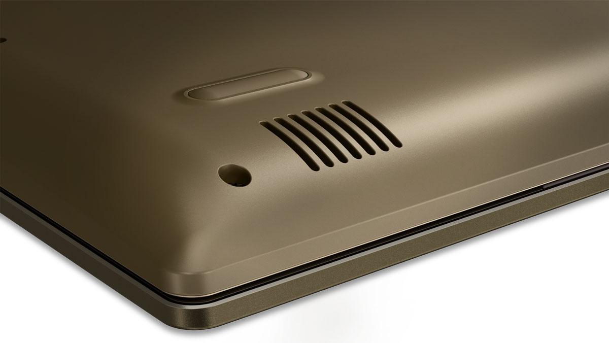Фото  Ноутбук Lenovo ideapad 520-15IKB Bronze (80YL00SURA)