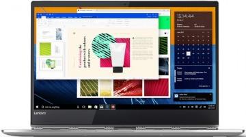 Ультрабук Lenovo Yoga 920 Vibes (Glass) Platinum (80Y8003YRA)