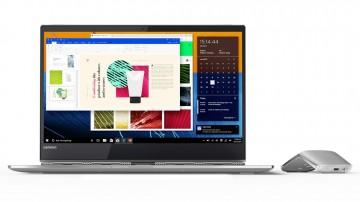 Фото 1 Ультрабук Lenovo Yoga 920 Vibes (Glass) Platinum (80Y8003YRA)
