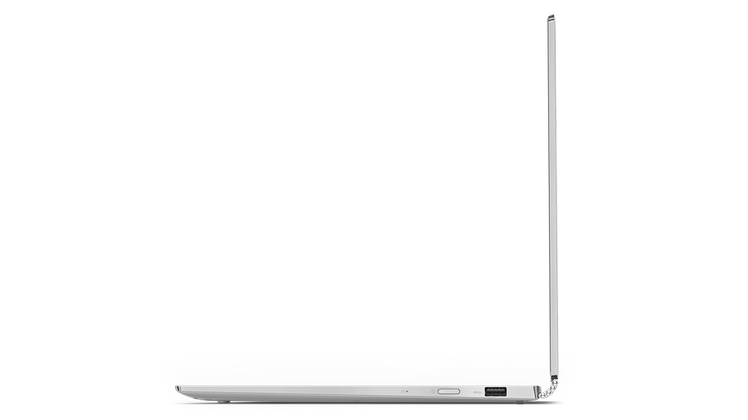 Фото  Ультрабук Lenovo Yoga 920 Vibes (Glass) Platinum (80Y8003YRA)
