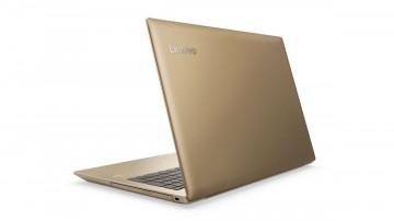 Фото 2 Ноутбук Lenovo ideapad 520-15IKB Golden (80YL00LBRA)