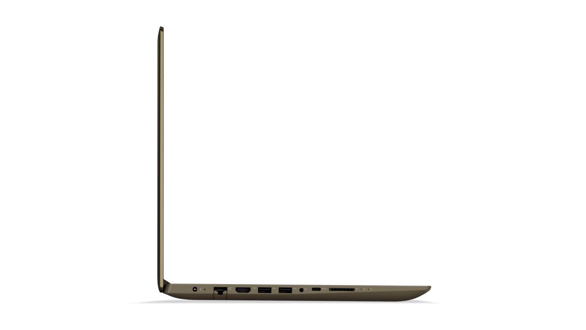 Фото  Ноутбук Lenovo ideapad 520-15IKB Bronze (80YL00LLRA)