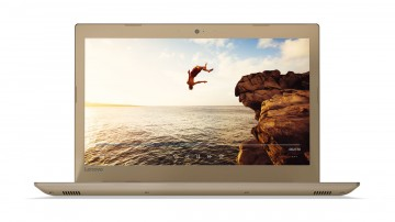 Фото 3 Ноутбук Lenovo ideapad 520-15IKB Golden (81BF00EPRA)