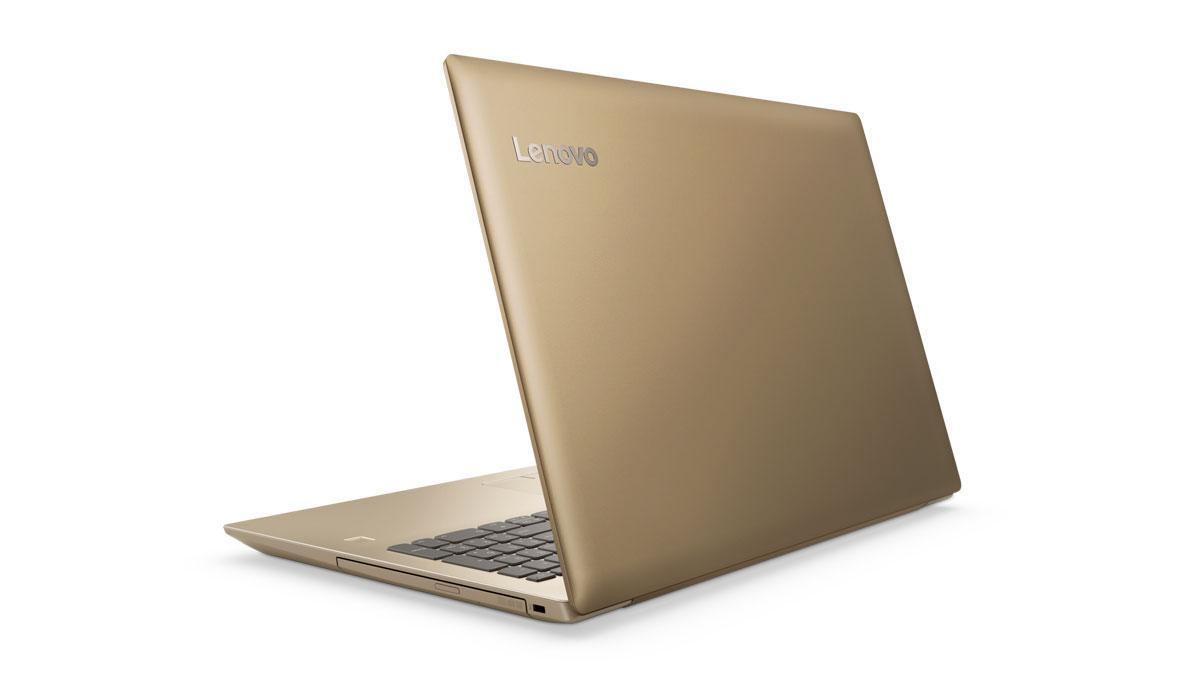 Фото  Ноутбук Lenovo ideapad 520-15IKB Golden (81BF00EJRA)
