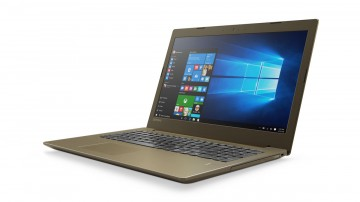 Фото 0 Ноутбук Lenovo ideapad 520-15IKB Bronze (80YL00LERA)
