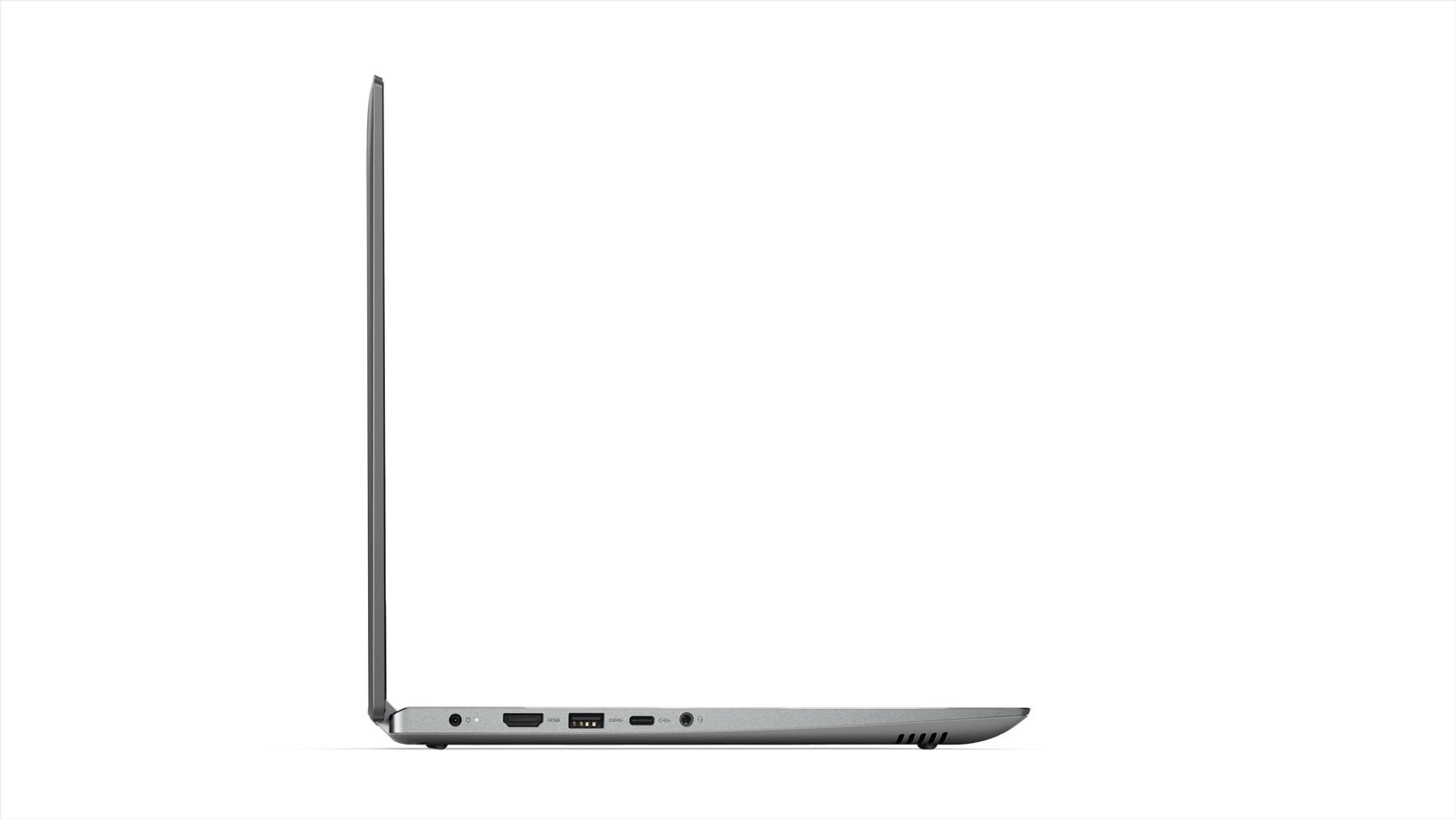 Фото  Ультрабук Lenovo Yoga 520  Mineral Grey (81C800F7RA)
