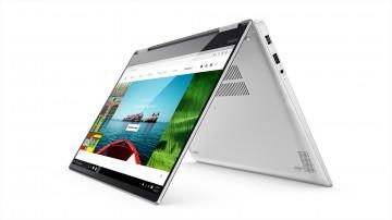 Фото 1 Ультрабук Lenovo Yoga 720-15IKB Platinum (80X700B5RU)