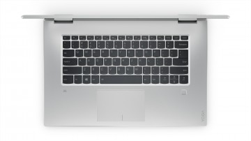 Фото 7 Ультрабук Lenovo Yoga 720-15IKB Platinum (80X700B5RU)