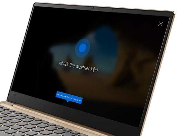 Фото  Ультрабук Lenovo ideapad 320S Golden (81AK00AFRA)