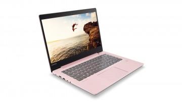 Фото 1 Ноутбук LENOVO ideapad 520S BALLERINA PINK (81BL0099RA)