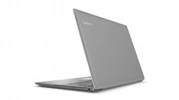 Фото 2 Ноутбук Lenovo ideapad 320-15 PLATINUM GREY (80XR013GRA)