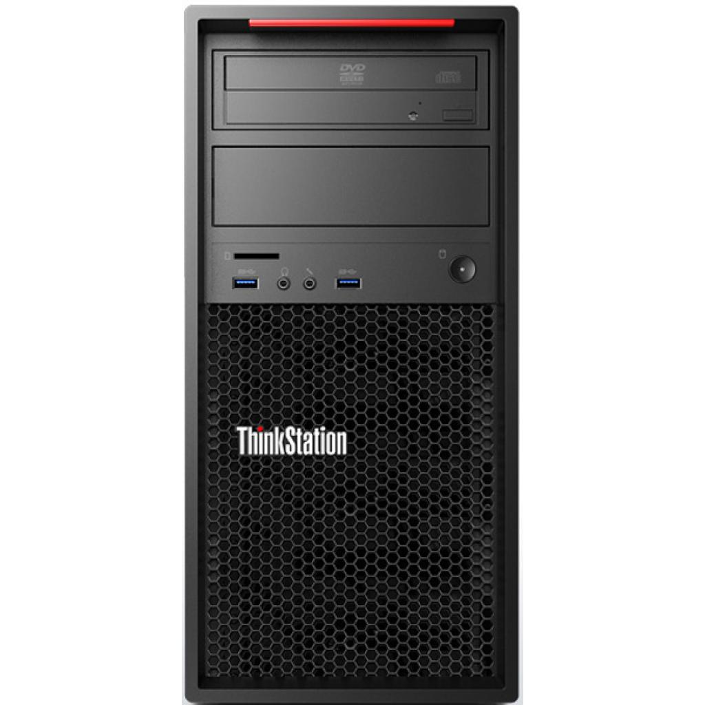 Фото  Компьютер LenovoThinkStation P310 (30ASS3CG00)