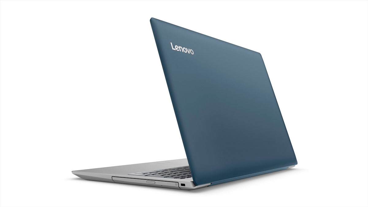 Фото  Ноутбук Lenovo ideapad 320-15 DENIM BLUE (80XH00WBRA)