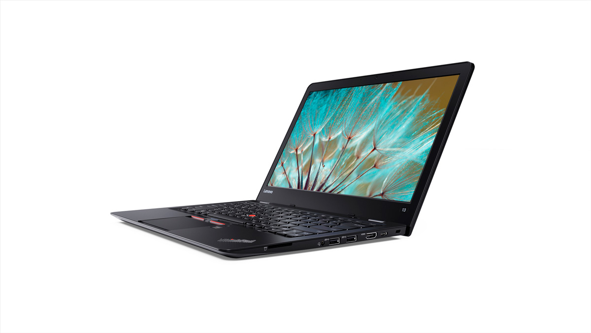 Фото  Ноутбук ThinkPad 13 2nd Gen Black (20J10021RT)