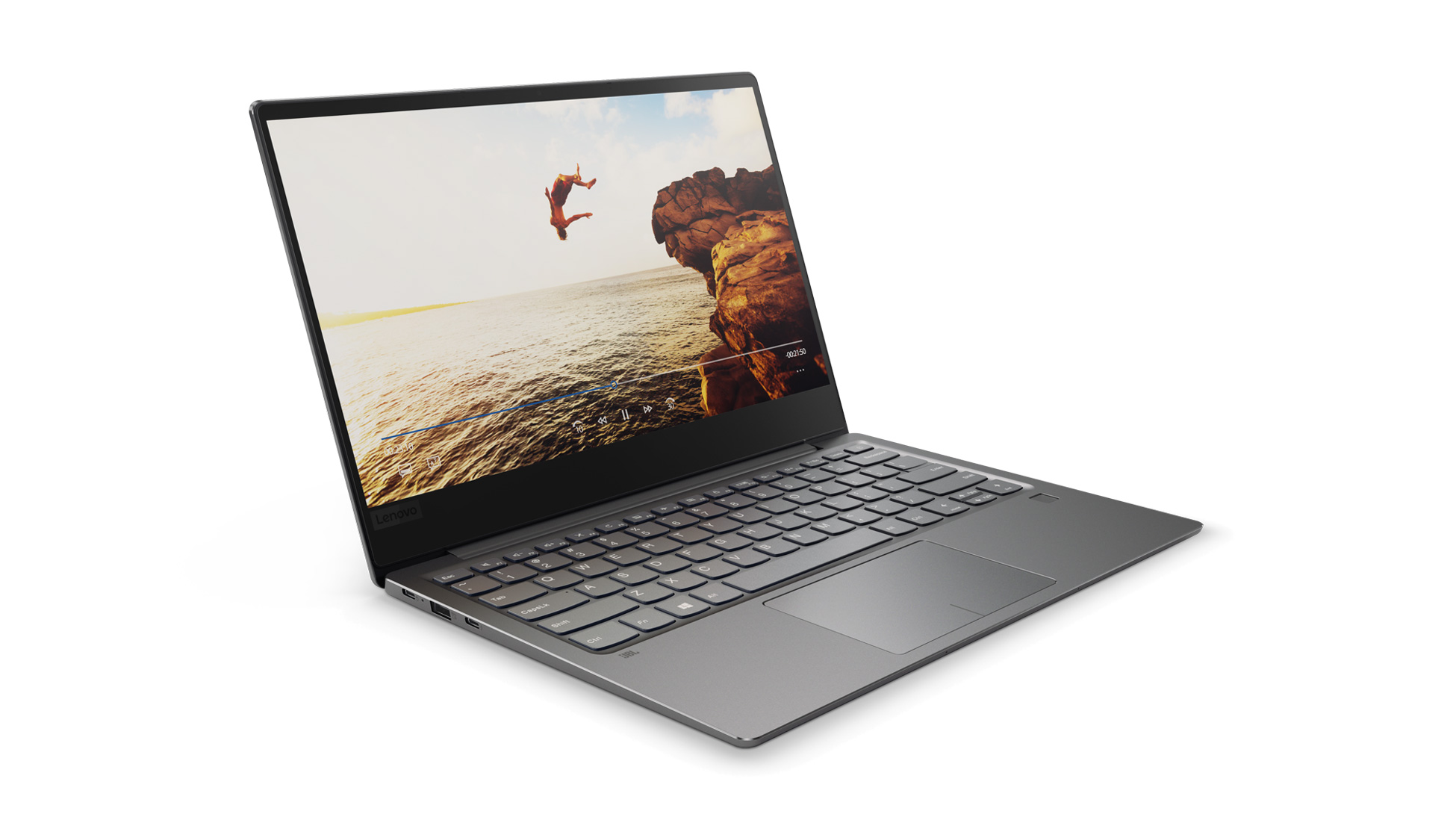 Фото  Ультрабук LENOVO ideapad 720S Iron Grey (81BV007MRA)