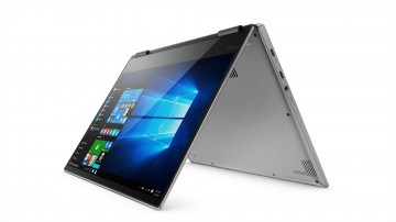 Фото 1 Ультрабук Lenovo Yoga 720 Iron Grey (81C300A2RA)