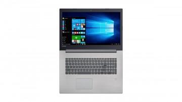 Фото 8 Ноутбук Lenovo ideapad 320-17IKB Platinum Grey (81BJ003KRA)