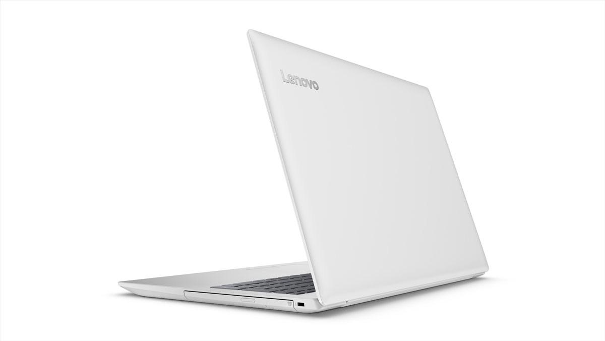 Фото  Ноутбук Lenovo ideapad 320-15ISK BLIZZARD WHITE (80XH00YTRA)