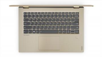 Фото 6 Ультрабук Lenovo Yoga 520 Gold Metallic (81C800FCRA)