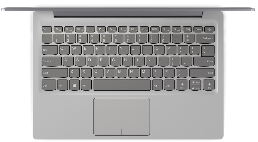 Фото  Ультрабук Lenovo ideapad 320s-13 Mineral Grey (81AK00AMRA)
