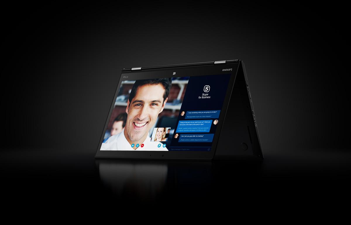 Фото  Ультрабук ThinkPad X1 YOGA 2nd Gen (20JD005DRK)