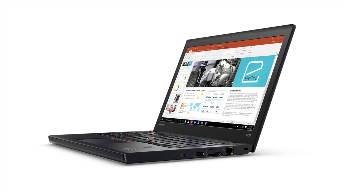 Фото  Ноутбук ThinkPad X270 (20HMS0S300)