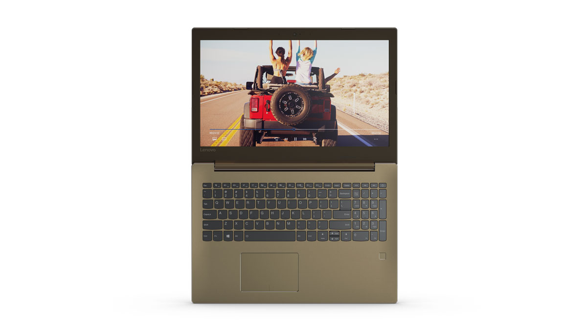Фото  Ноутбук Lenovo ideapad 520-15IKB Bronze (80YL00LCRA)