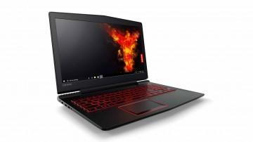 Фото 0 Ноутбук Lenovo Legion Y520-15IKBN Black (80WK00G6RU)